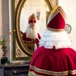 Sinterklaas wat bent u mooi.