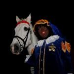 Samen met Americo. lief paard.